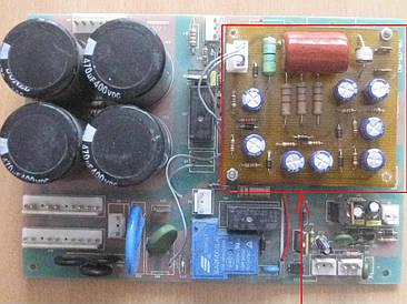 Осциллятор к плазменному аппарату CUT/TIG