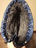 Дутики жіночі змійка розміри 37-42, фото 2