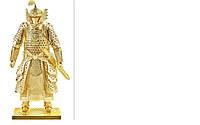 Золотой рыцарь пазл металл, фото 1