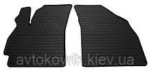 Резиновые передние коврики в салон Daewoo Nubira 1997-2001 (STINGRAY)