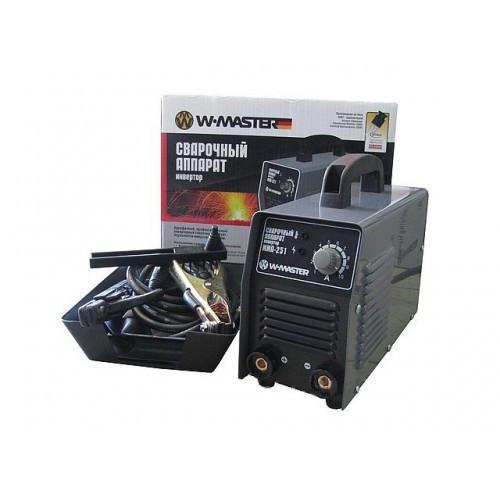 Сварочный инвертор Wmaster ММА 251