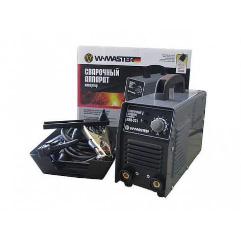 Сварочный инвертор Wmaster ММА 251, фото 2