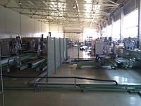 Завод для производства 200-240 ПВХ окон 2006 год