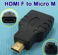 Micro HDMI в HDMI переходник