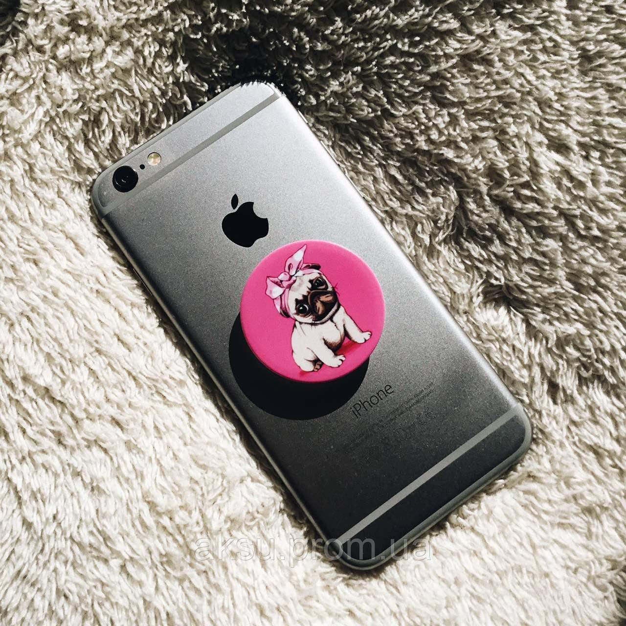 Попсокет POPSOCKET для телефона смартфон и планшетов