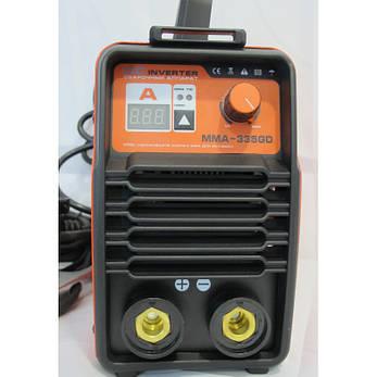 Сварочный инвертор Искра ММА 335GD, фото 2