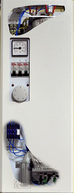 Котел Теси КОП-Э, 9 кВт /380В (трехфазный) электрический, без насоса, настенный, эконом класс,