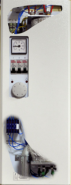 Котел Теси КОП-Е, 12 кВт /380В  (б/н) без насоса