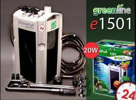 Внешний фильтр JBL CristalProfi GreenLine e1501 до 600л, фото 2