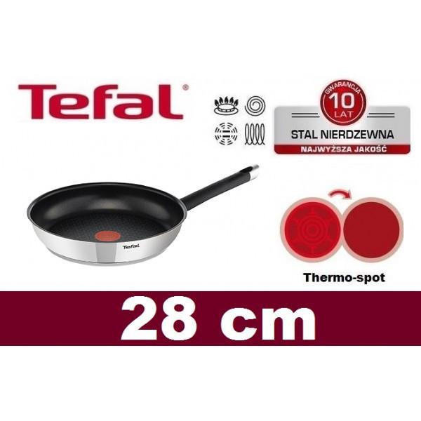 Сковородка TEFAL EMOTION INOX