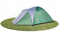 Палатка 4-х местная зеленая