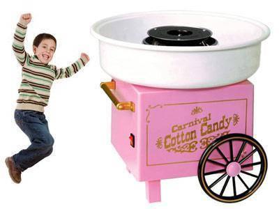 Аппарат для приготовления сладкой ваты, фото 2