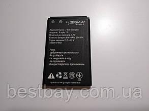 Sigma X-Style 11 АКБ