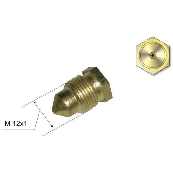 Змішувальний пристрій (інжектор) для ДОНМЕТ 337/341/РМ2/РМ3