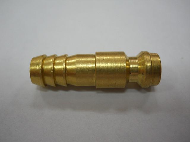 Ниппель соединительный быстросъемный, диам. 8 мм
