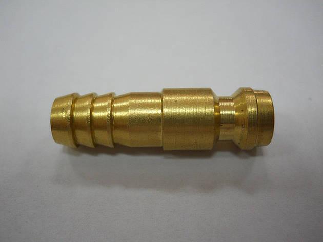 Ниппель соединительный быстросъемный, диам. 8 мм, фото 2