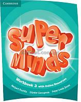Английский язык /Super Minds/Workbook+Online Resources. Тетрадь к учебнику, 3/Cambridge