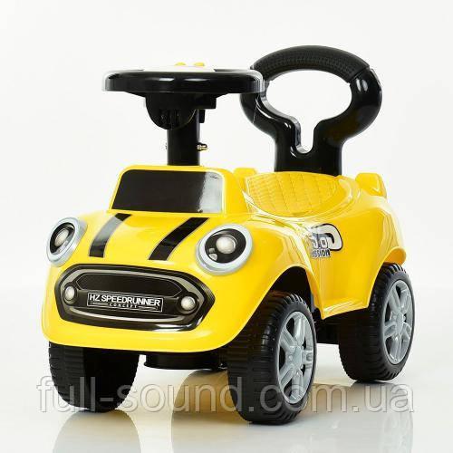 Машинка-толокар HZ616A