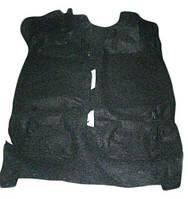 Ковролин 2108-21099 черный (на основе)