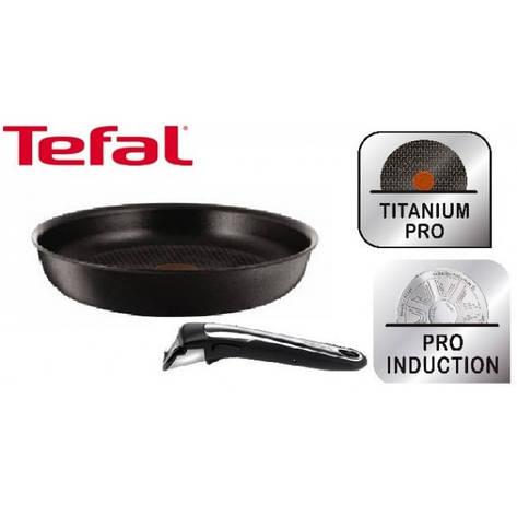 Сковородка TEFAL INGENIO 28 см TALENT, фото 2