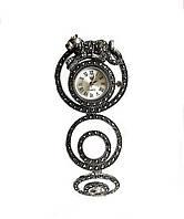 Часы Мої Прикраси из капельного серебра 925 с тигром