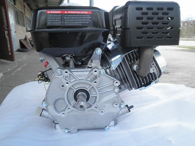 Двигатель бензиновый BULAT BT177F-S