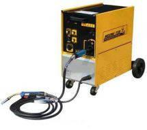 Сварочный полуавтомат инверторный 220В, 12А, сталь 0.6-1.2, алюм. 0.8-1.2, медь 0.6-1.2   G.I.Kraft GI13114