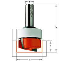 Фреза для выборки паза под петли d12.7 D38.1 L70 h16 СМТ 852.504.11B, фото 1