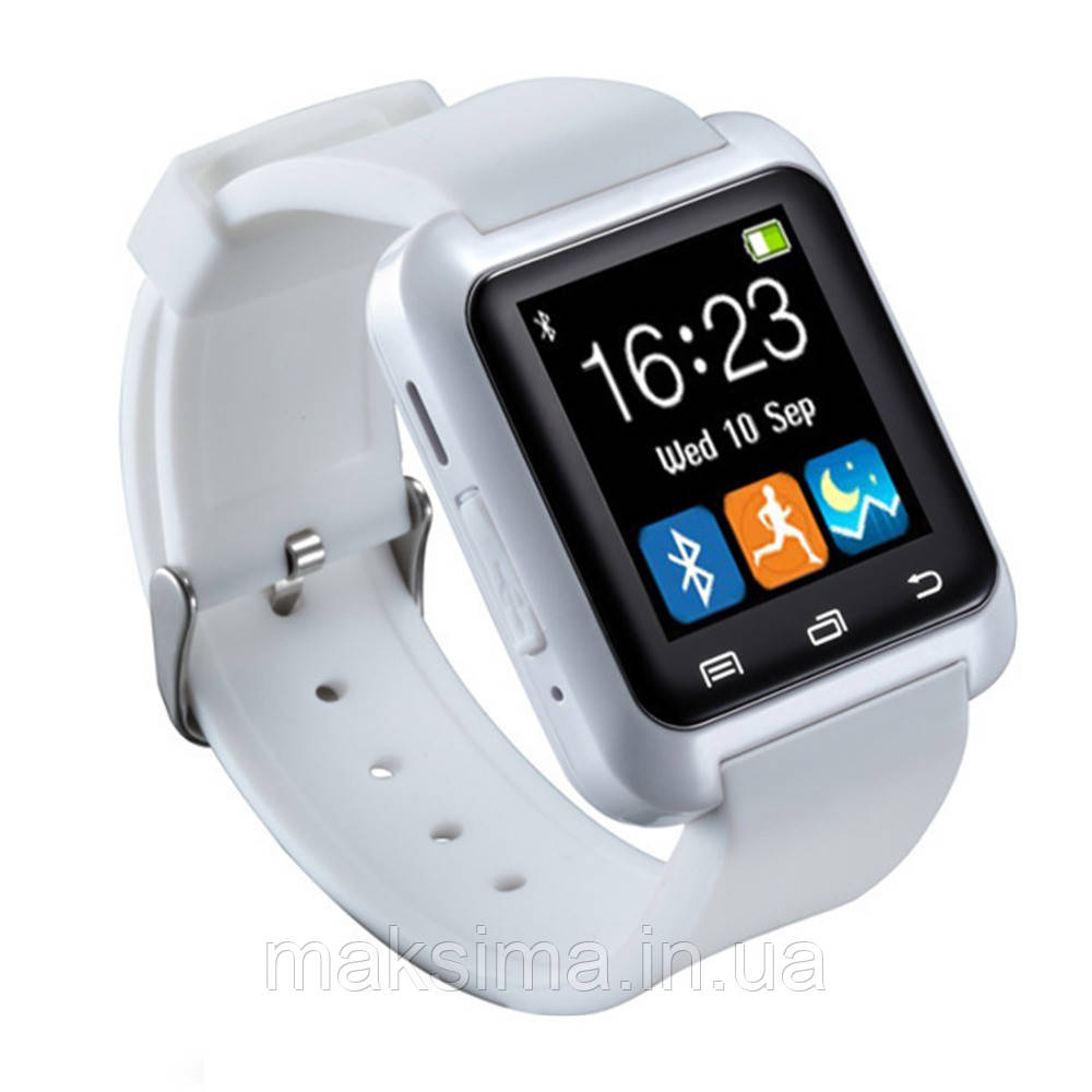 Умные часы Smart Watch UWatch U8 White - Интернет-магазин