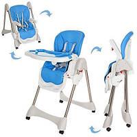 Стульчик для кормления Bambi M 3216-2-4 Blue M 3216-2-4 Blue, КОД: 123810