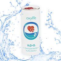 Кислородная вода OXYLIFE Water 0,25L*24шт (ящик)