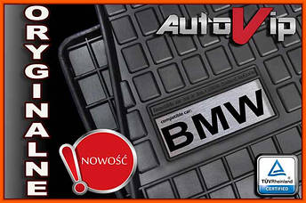 Резиновые коврики BMW X5 F15 13-  с логотипом, фото 2