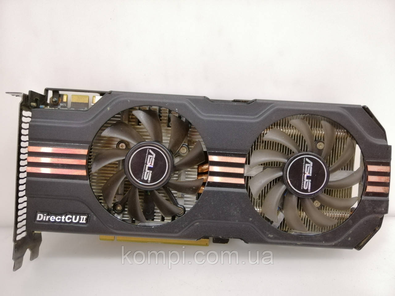 Видеокарта  NVIDIA ASUS GTX 560Ti 1GB PCI-E