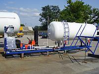 Газовая заправка (АГЗС), Газовый модуль. Автогазозаправочный пункт (АГЗП) , под ключ в Николаеве купить