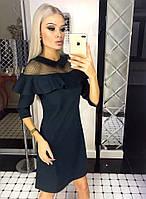 Женское элегантное красивое платье (3 цвета), фото 1