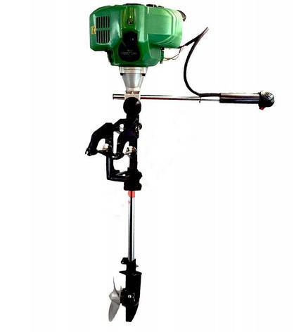 Лодочный мотор Craft-Tec CT-OE820, фото 2