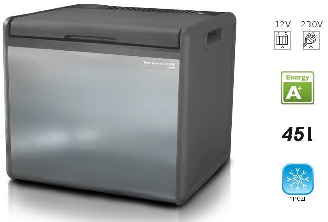 Автомобильный холодильник 12V/230V 7645