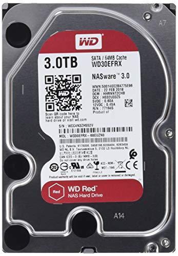 Жесткий диск WD 3Tb IntelliPower 64 MB Red (WD30EFRX)