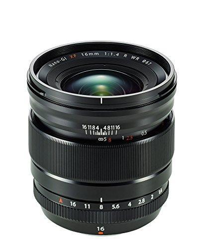 Объектив FUJIFILM XF 16mm f/1.4 R WR, фото 1