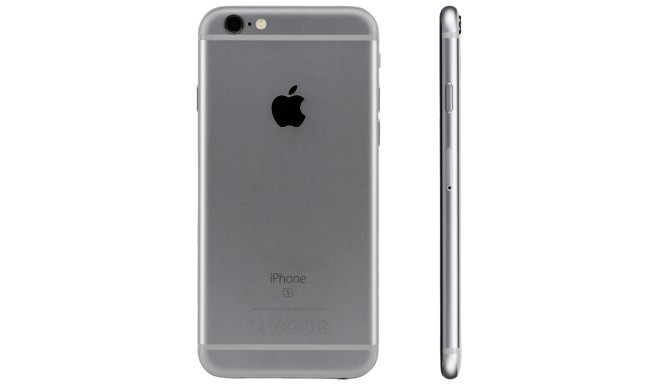 Смартфон Apple iPhone 6s 128GB Space Gray MKQT2ZD/A