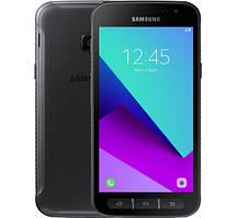 "Смартфон Samsung Galaxy Xcover 4 SM-G390F 5"" 2/16Gb black"