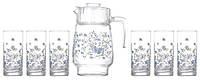 Набор для напитков Arcopal Romantique N3217 (7 пр)