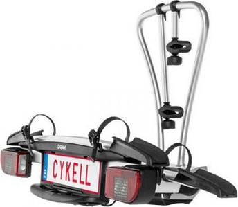 Крепление для велосипедов на фаркоп CYKELL T21, фото 2