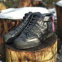 8d108d4aebc80f Мужские кожаные зимние ботинк мужская обувь чоловіче зимове взуття чоловічі  черевики GUCCI