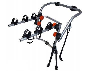Крепление для велосипедов на крышку багажника AGURI SPIDER 3, фото 2
