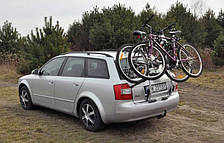 Крепление для велосипедов на крышку багажника AGURI GIZA 3, фото 2