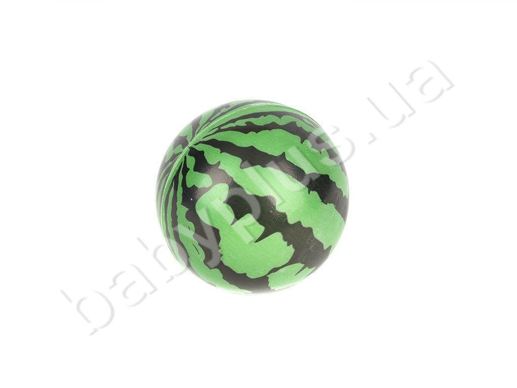 9af93acea6ef Мяч Детский Фомовый 2,5 Дюйма, Арбуз, 1 Вид, 12шт в Кульке (цена за 1шт) —  в Категории