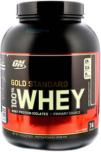 Optimum Nutrition 100% Whey Gold Standard 2,27 kg