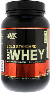 Протеин Optimum Nutrition 100% Whey Gold Standard 0,9 kg