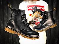 Стильные кожаные ботинки DR.Martens